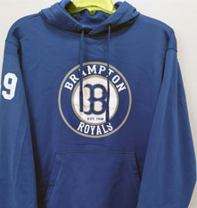 BMBI Performance Training Hoodie
